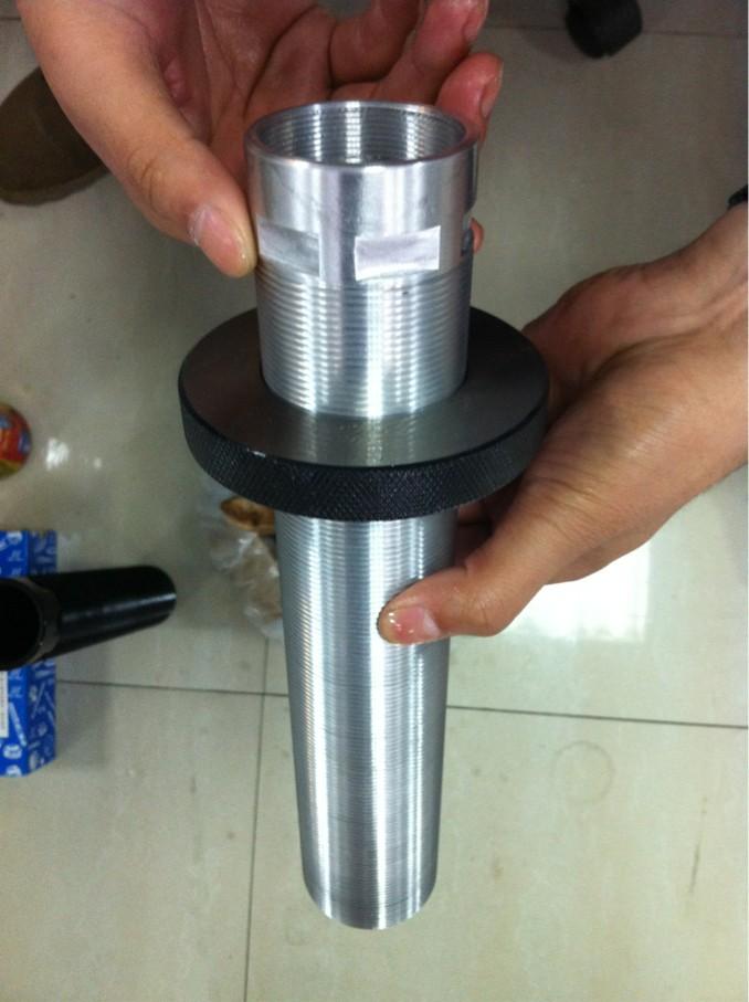 Aluminium Grinding Parts