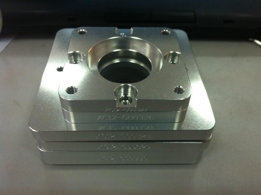 Milling Aluninium Parts